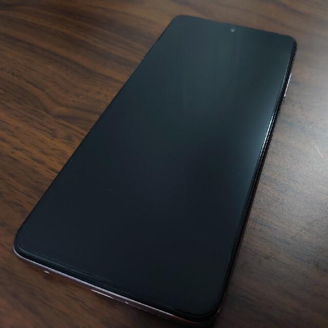 ANDROID(アンドロイド)のPOCO X3 Pro + おまけ多数 スマホ/家電/カメラのスマートフォン/携帯電話(スマートフォン本体)の商品写真