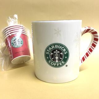 Starbucks Coffee - 【新品、未使用】Starbucks☆スタバ 2001年限定 holiday マグ