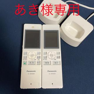 Panasonic - Panasonicワイヤレスドアホン子機2台