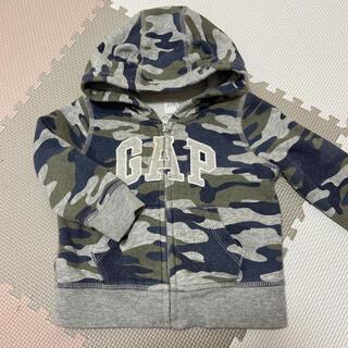 ベビーギャップ(babyGAP)のBaby Gap パーカー(ジャケット/コート)