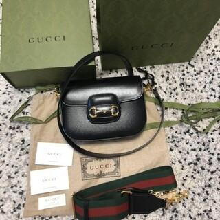 Gucci - 最終値下げ❣️GUCCI 1955ホースビットショルダーバッ
