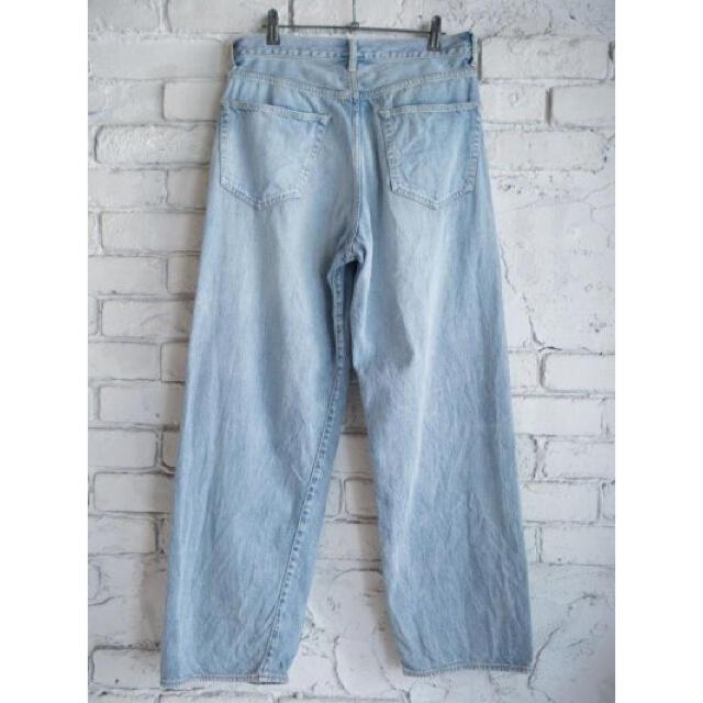 COMOLI(コモリ)のCOMOLI デニム5Pパンツ [ブリーチ] メンズのパンツ(デニム/ジーンズ)の商品写真