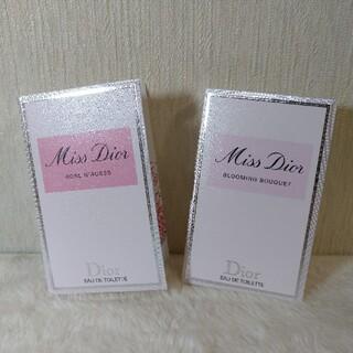 ディオール(Dior)の人気香水♡ミス ディオール ローズ&ローズ ブルーミング ブーケ 試供品1ml(香水(女性用))