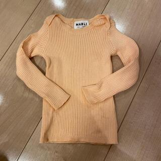 キャラメルベビー&チャイルド(Caramel baby&child )のmabli マブリ 6M(ニット/セーター)