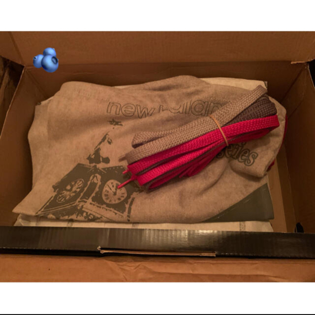 New Balance(ニューバランス)のNew balance M990 VS2 40周年記念 ニューバランス メンズの靴/シューズ(スニーカー)の商品写真