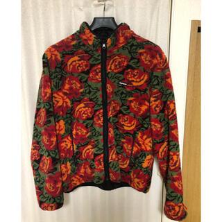 Supreme - Supreme16fwRose Reversible Fleece Jacket