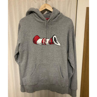 Supreme - supreme 18aw Cat in the Hat Hooded Sweat