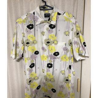 STUSSY - stussy 花柄shirt