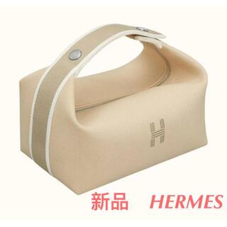 エルメス(Hermes)の新品  エルメス ブリッド・ア・ブラック ポーチ PM ベージュ(ポーチ)