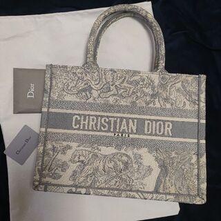 Christian Dior - Dior ブックトート スモール 希少 ネイビー カモフラ