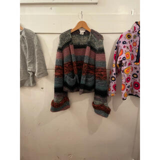 Chloe - 最終価格🌈Chloé mulch color knit cardigan.