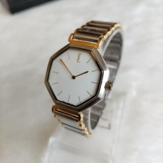 サンローラン(Saint Laurent)のイヴサンローラン 腕時計 レディースクォーツ(腕時計)