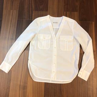 TOMORROWLAND - 美品 thomasmason tomorrowland 白 スキッパーシャツ