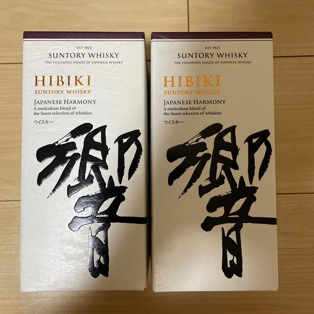 サントリー(サントリー)のサントリー響 JH2本 食品/飲料/酒の酒(ウイスキー)の商品写真