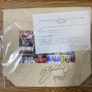 ノギザカフォーティーシックス(乃木坂46)の乃木坂トートバッグ(星野みなみ)(アイドルグッズ)