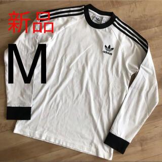adidas - ☆新品☆adidasアディダスオリジナルス メンズクラシック長袖シャツ Mサイズ