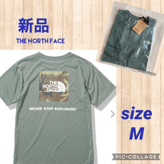 THE NORTH FACE - 新品☆ THE NORTH FACE 半袖Tシャツ M