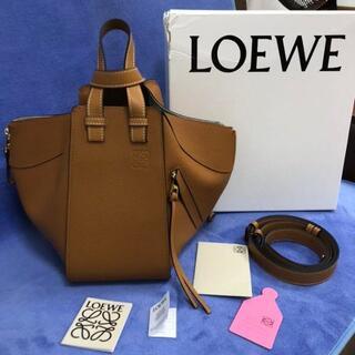 ロエベ(LOEWE)のLoewe ロエベ hammock 2wayバッグ スモール トートバッグ(ショルダーバッグ)