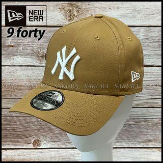 NEW ERA - 【ユニセックス】ニューエラ 9forty キャップ 帽子(914911)