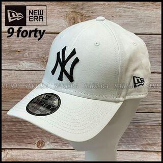 ニューエラー(NEW ERA)の【ユニセックス】ニューエラ 9forty キャップ 帽子(375408)(キャップ)