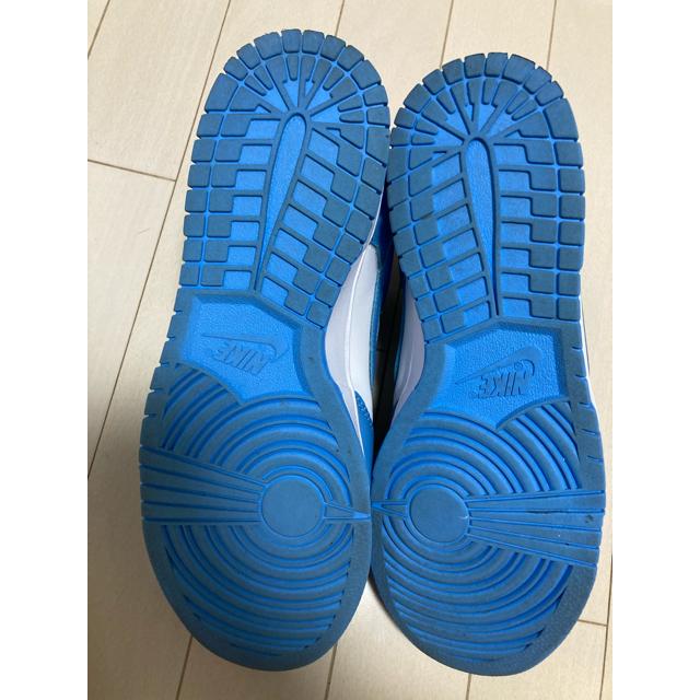 NIKE(ナイキ)のdunk university blue unc メンズの靴/シューズ(スニーカー)の商品写真