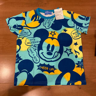 Disney - ディズニーリゾート ミッキーTシャツ 110cm