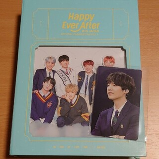 BTS Happy ever after DVD トレカ付 ユンギ