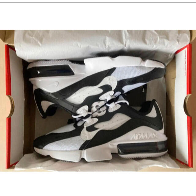 NIKE エアマックス インフィニティ2 メンズの靴/シューズ(スニーカー)の商品写真