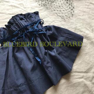 ボンポワン(Bonpoint)のBLUEBIRD BOULEVARD 120 発表会 卒園式 入学式(スカート)