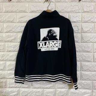 エクストララージ(XLARGE)のXLARGE   ジップアップ 130(Tシャツ/カットソー)