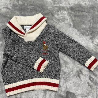 ラルフローレン(Ralph Lauren)のラルフローレン セーター 80センチ(ニット/セーター)