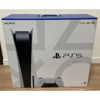 SONY - 新品未開封 PS5 PlayStation5 本体 1台 スイッチネオン 3台