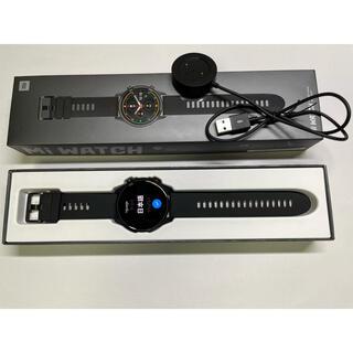 Xiaomi Mi Watch ブラック