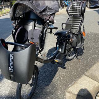 ヤマハ - 【週末値下げ】YAMAHA 電動自転車 子供乗せ 3人乗り