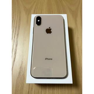 Apple - Apple iPhone XS 64GB gold 美品
