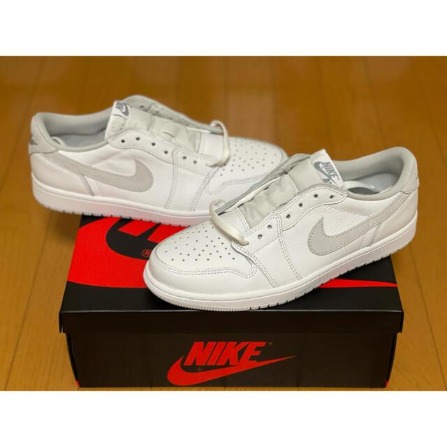 NIKE(ナイキ)のNIKE AIR JORDAN 1 LOW OG メンズの靴/シューズ(スニーカー)の商品写真