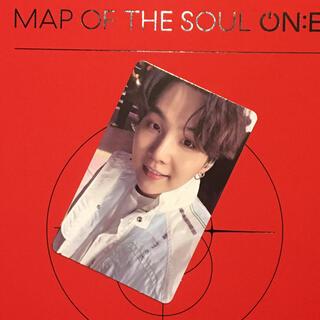 防弾少年団(BTS) - MAP OF SOUL ON:E DVD トレカ SUGA ユンギ