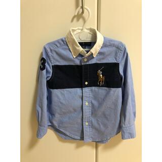 ラルフローレン(Ralph Lauren)のRalph Lauren ビッグポニー 長袖シャツ キッズ 100cm(Tシャツ/カットソー)