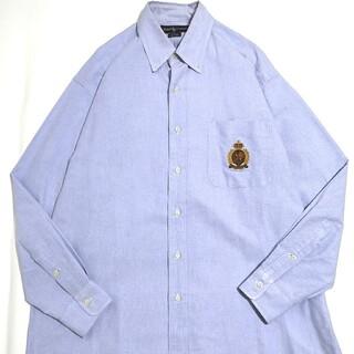 ラルフローレン(Ralph Lauren)のRALPH LAUREN 美品 長袖シャツ ボタンシャツ(シャツ)