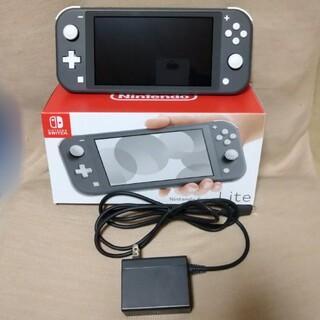 Nintendo Switch - Nintendo Switch Lite ライトグレー