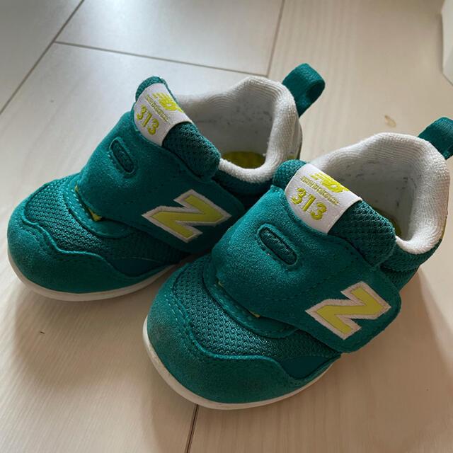 New Balance(ニューバランス)のニューバランス スニーカー 12.5センチ キッズ/ベビー/マタニティのベビー靴/シューズ(~14cm)(スニーカー)の商品写真