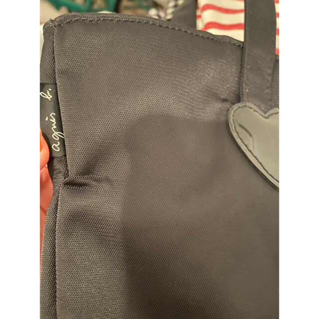 agnes b.(アニエスベー)のagnes b. heart bag. レディースのバッグ(ショルダーバッグ)の商品写真