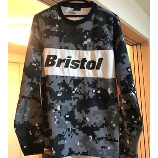エフシーアールビー(F.C.R.B.)のF.C.Real Bristol L/S TOUR TEE(Tシャツ/カットソー(七分/長袖))