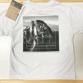 ザノースフェイス(THE NORTH FACE)の新品未使用 ノースフェイス Tシャツ グラフィックT 110 120(Tシャツ/カットソー)