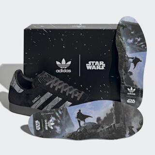 adidas - adidas スターウォーズ ダークセーバー ガゼル star wars