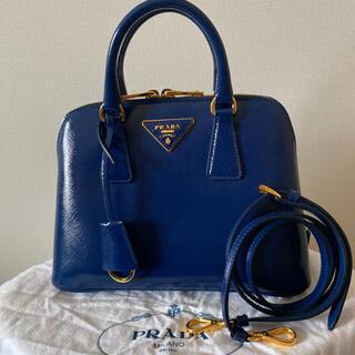 PRADA - 美品 PRADA プラダ サフィアーノ ハンドバッグ ショルダーバッグ
