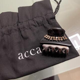 アッカ(acca)のacca❤︎ヘアクリップ❤︎(バレッタ/ヘアクリップ)