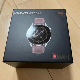 HUAWEI - Huawei watch 3