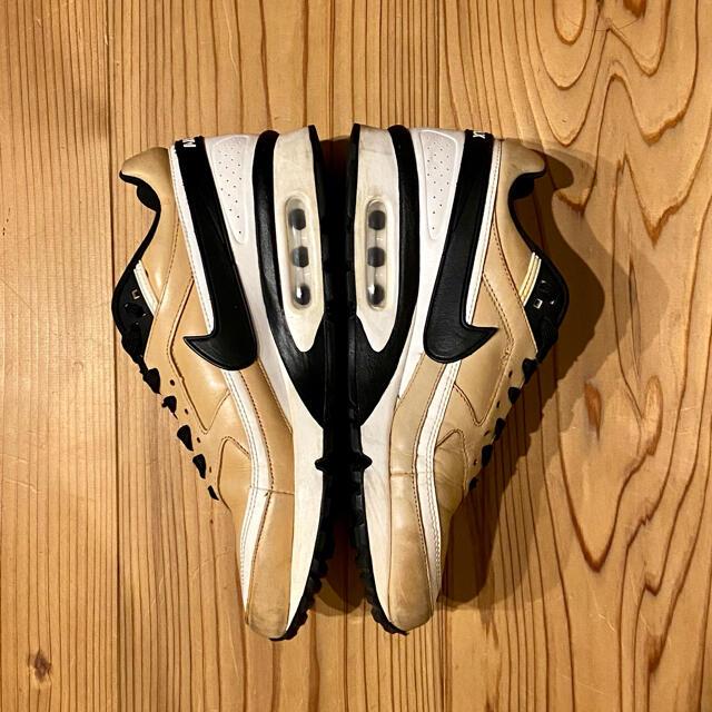 NIKE(ナイキ)のNIKE AIR MAX BW PREMIUM 27.5cmベージュ メンズの靴/シューズ(スニーカー)の商品写真
