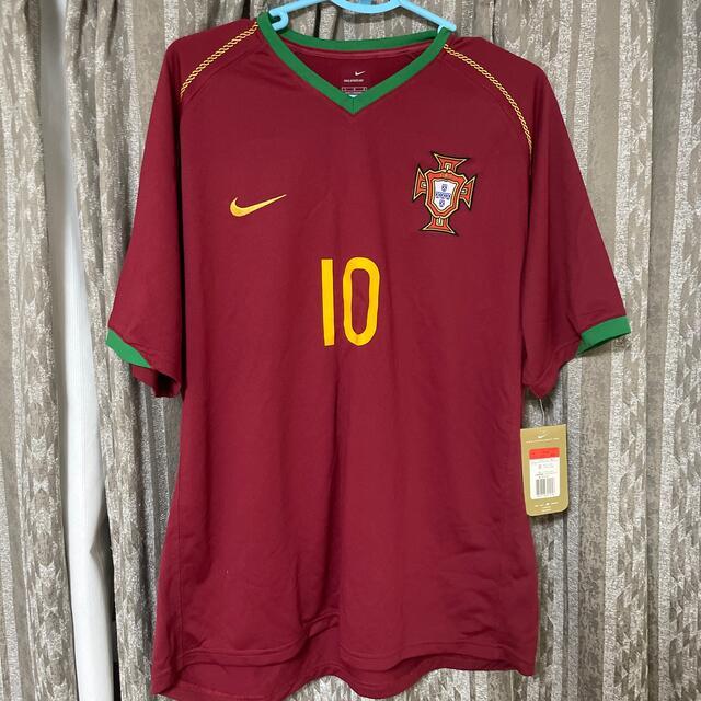 NIKE(ナイキ)のNIKE ルイコスタ ポルトガル代表ユニフォーム スポーツ/アウトドアのサッカー/フットサル(ウェア)の商品写真